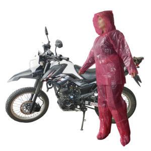 Impermeables moto o bici
